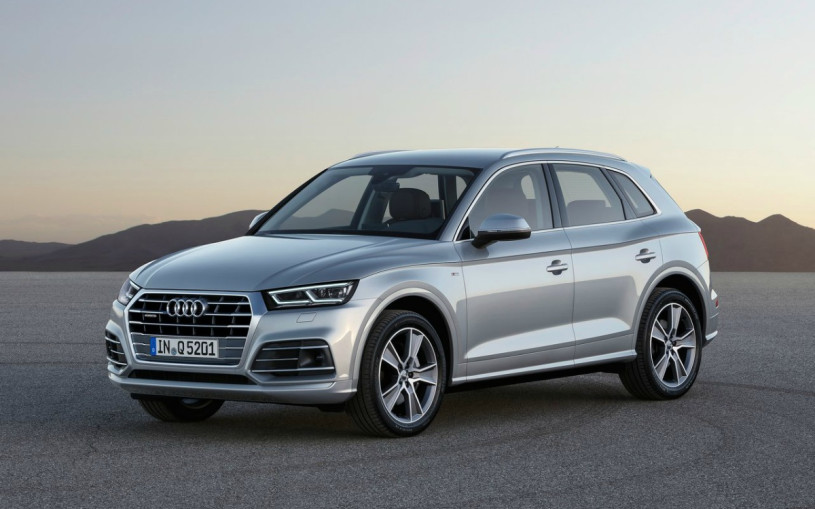 Audi отозвала новые кроссоверы Q5 в России