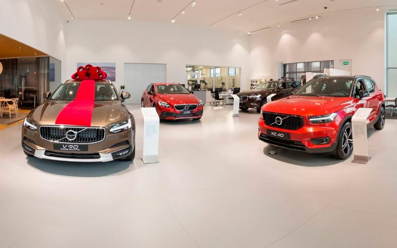Volvo, Land Rover и BMW поднимут цены на автомобили с 1 апреля