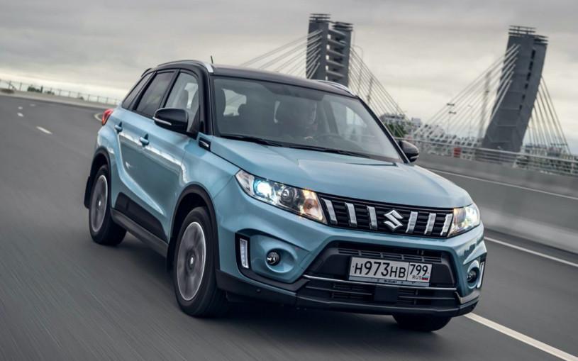Suzuki пообещала России новую спецверсию своего бестселлера