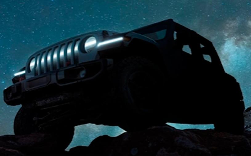 Jeep выпустит электрический Wrangler в честь своего 80-летия