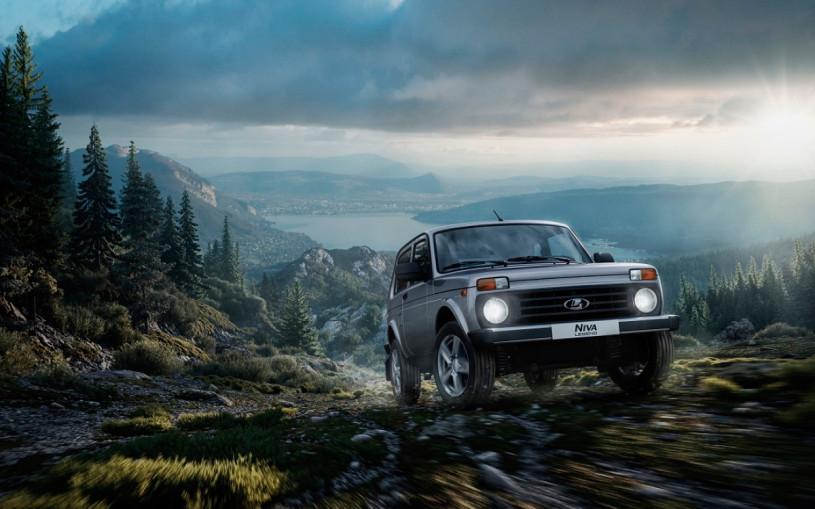 АвтоВАЗ сообщил о росте продаж внедорожников в начале 2021 года