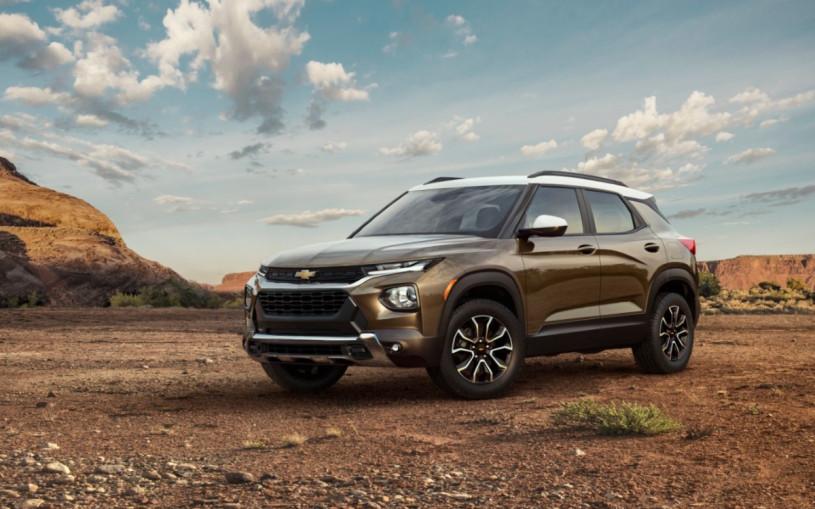 Chevrolet привез в Россию новый Trailblazer. Известны цены