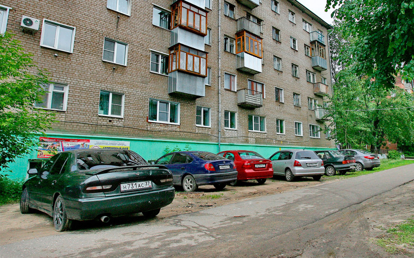 Штраф 300 000 руб. за парковку во дворе. Водителей пугают санкциями