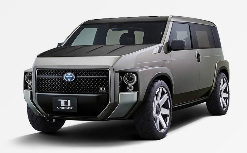 Toyota в мае представит серийный минивэн-внедорожник