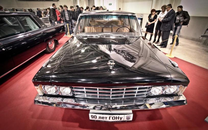 Лимузин министра обороны СССР выставили на продажу за ₽20 млн