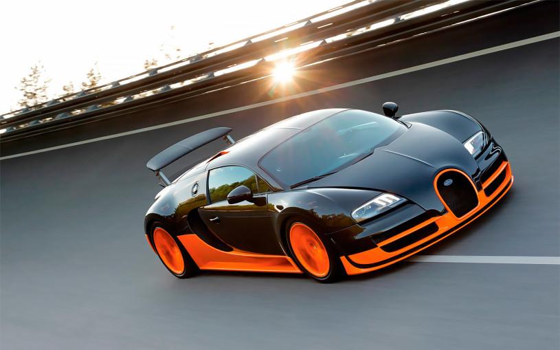 Bugatti Veyron: все, что нужно знать о главном гиперкаре 21 века