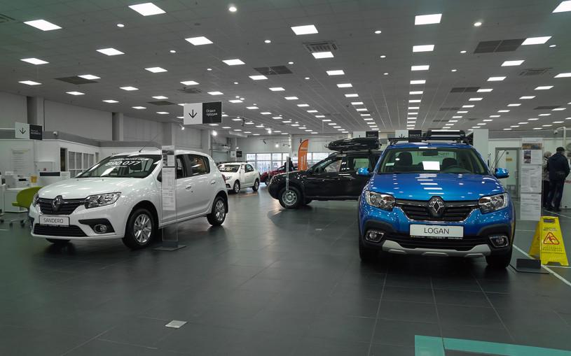 Renault подняла цены на все модели в России