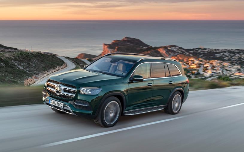 Mercedes представил внедорожник GLS нового поколения