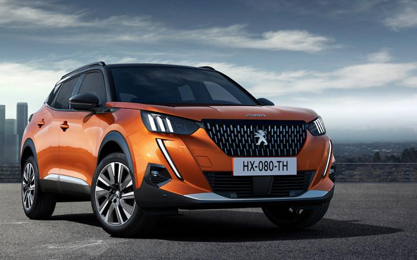 Peugeot рассекретил новый кроссовер