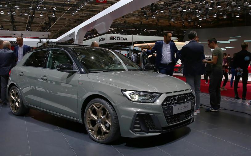Самая маленькая модель Audi сменила поколение