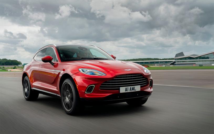 Кроссовер DBX помог Aston Martin увеличить продажи втрое