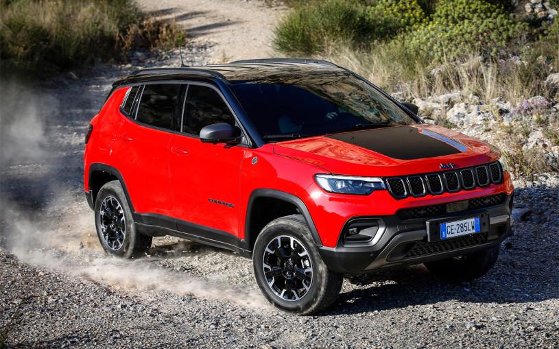 Jeep представил обновленный Compass для Европы