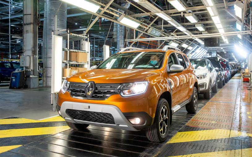Renault назвала российские цены на новый Duster