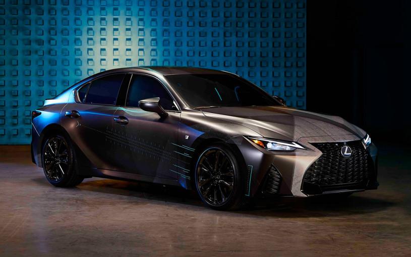 Lexus выпустил спортивный седан для геймеров