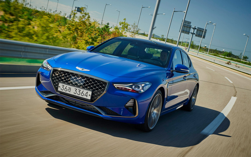Genesis запустил в России сервис подписки на автомобили
