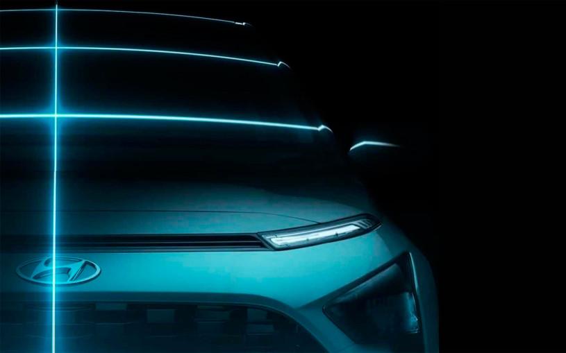 Hyundai анонсировала премьеру нового бюджетного кроссовера