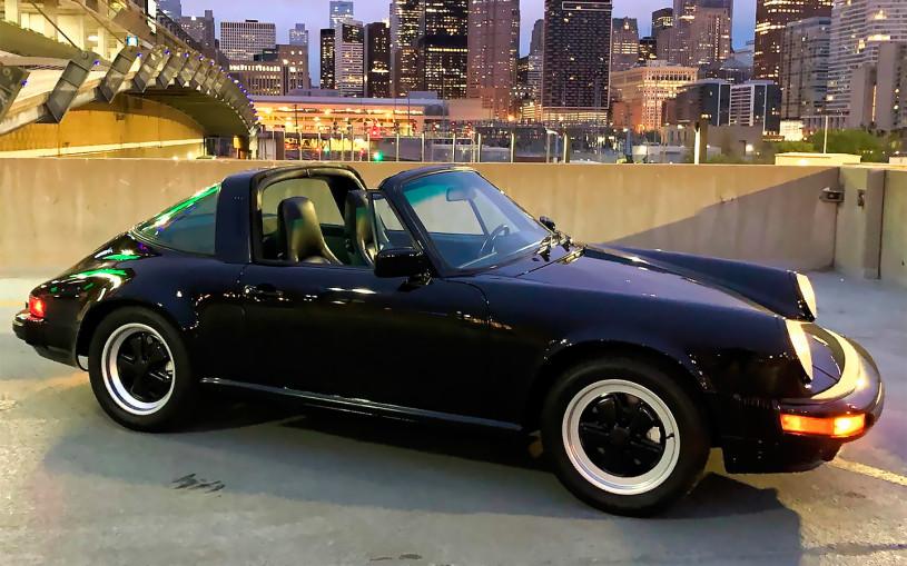 Porsche 911 Тома Круза выставили на аукцион. Фото