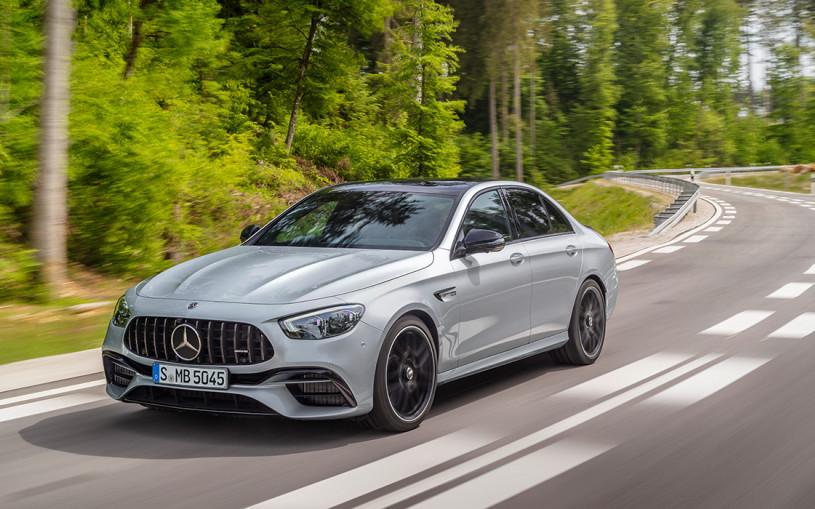 Mercedes представил обновленный E 63 AMG