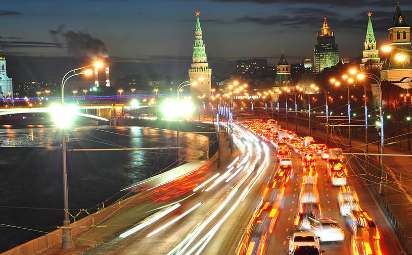 В Госдуме хотят ввести плату за въезд в исторические центры городов
