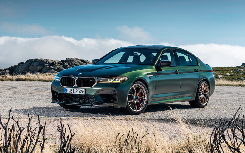 BMW назвала российские цены на 635-сильный суперседан