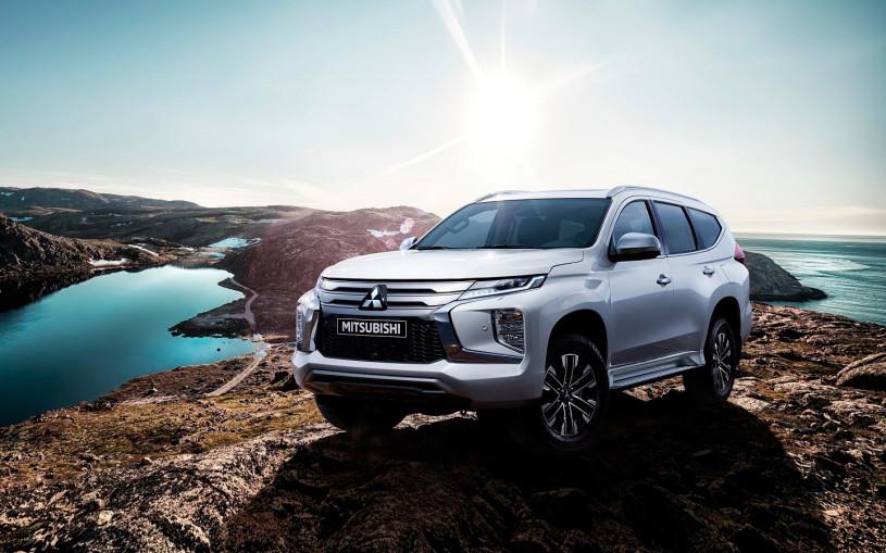 В Mitsubishi рассказали о новом Pajero Sport для России