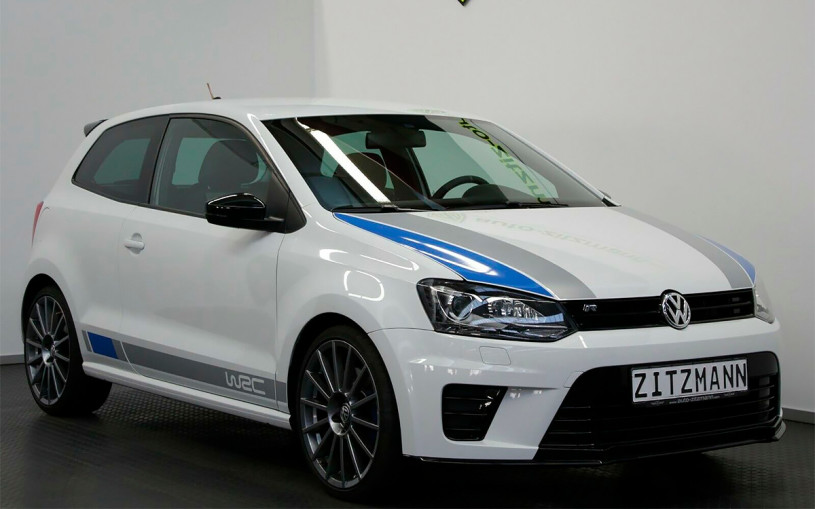 Самый мощный в истории Volkswagen Polo выставили на продажу