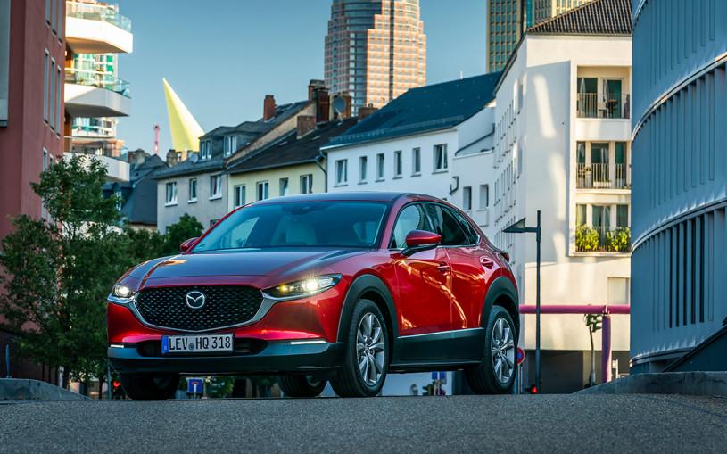 Mazda сертифицировала в России новый компактный кроссовер