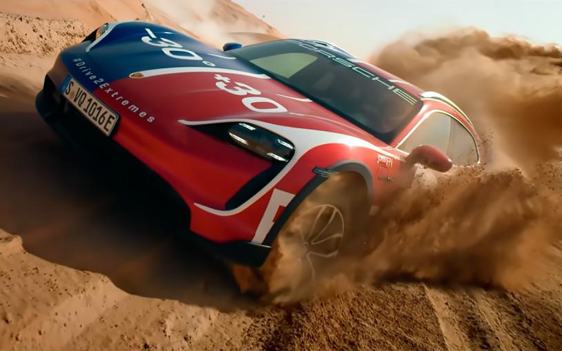 Porsche показала на видео внедорожные возможности нового кросс-универсала