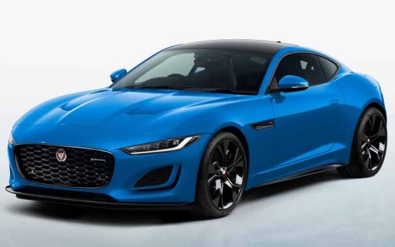 Jaguar посвятил особый F-Type победе в гонке середины 50-х