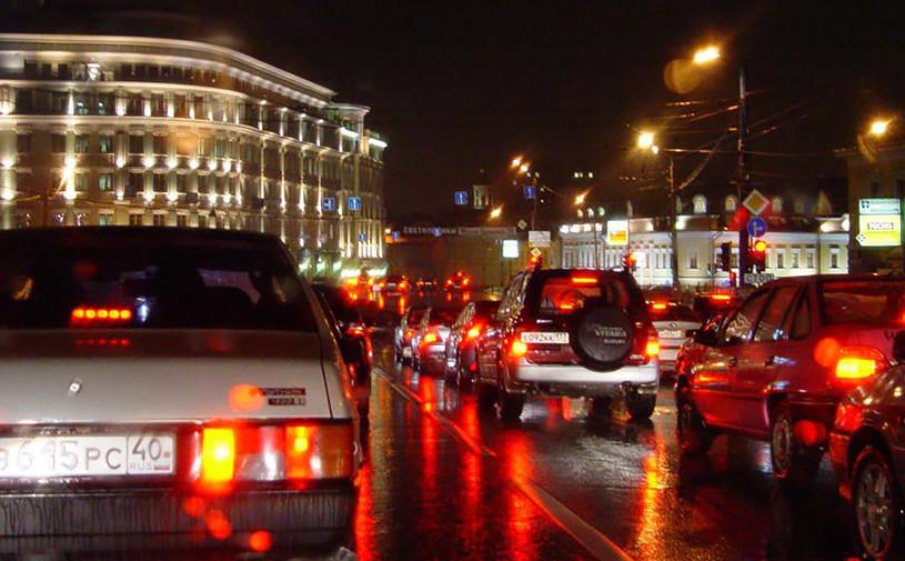 В «Яндексе» рассказали подробности о вчерашнем коллапсе на дорогах Москвы