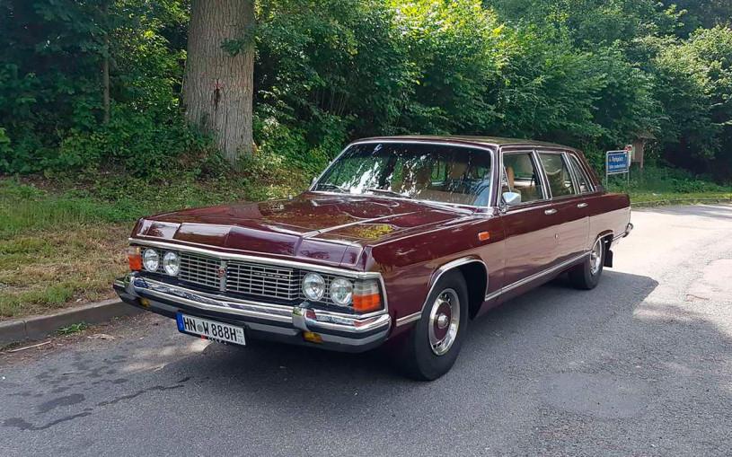 В Германии решили продать лимузин Брежнева за ₽10,7 млн. Фото