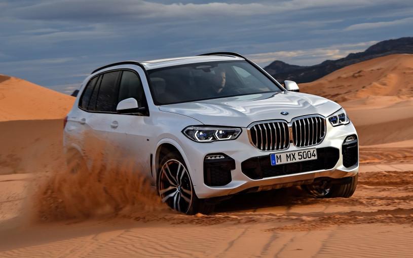 BMW отправит в ремонт 130 машин в России из-за неисправных тормозов