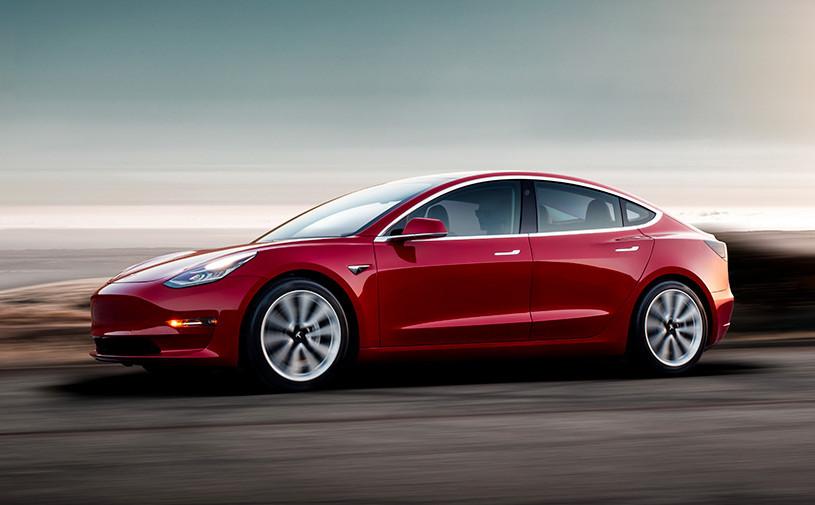 Tesla увеличила запас хода Model 3