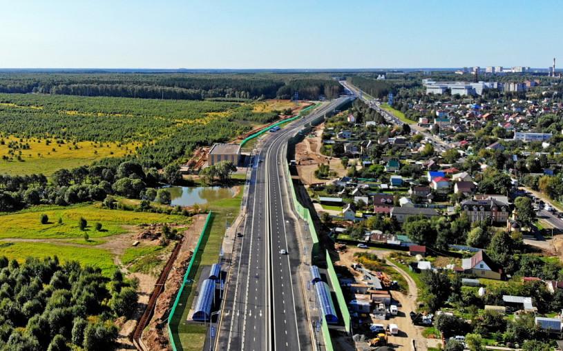 Скоростной режим на ЦКАД предложили увеличить до 150 км/ч