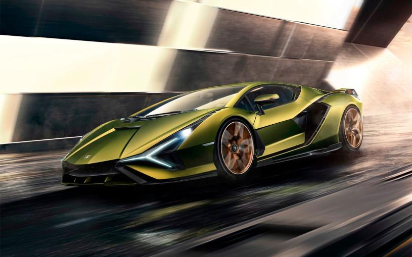Lamborghini оснастит все свои модели электродвигателями через 3 года