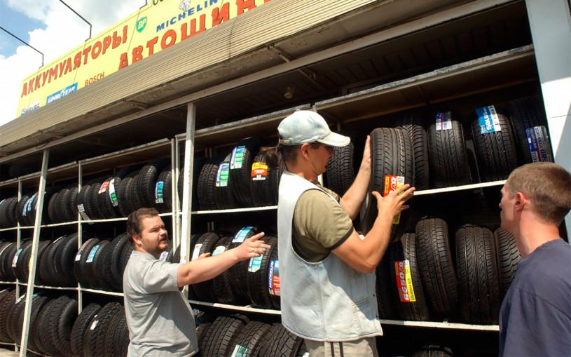 Власти Москвы посоветовали автомобилистам перейти на летнюю резину