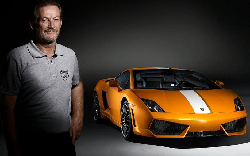 Lamborghini представил Gallardo LP 550-2 Valentino Balboni