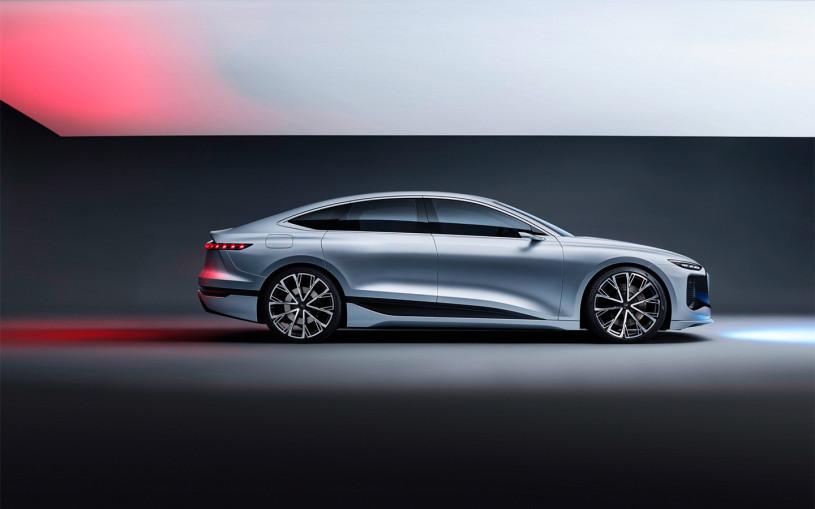 Audi представила концепт нового A6