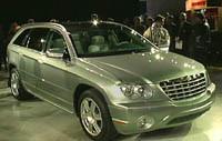 Chrysler готовит спортивный минивэн