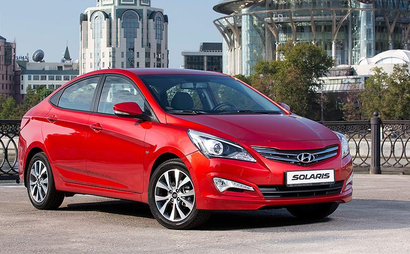 Hyundai и Kia подняли цены на седаны Solaris и Rio