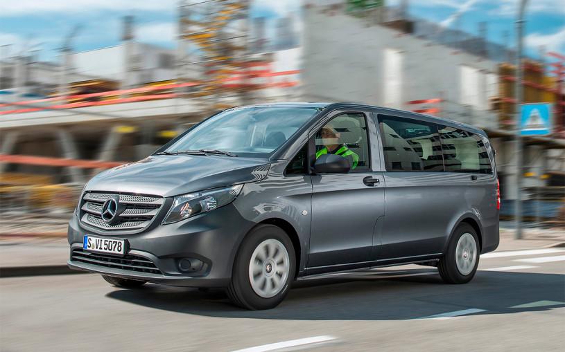 Mercedes-Benz отзывает более тысячи Vito из-за угрозы возгорания
