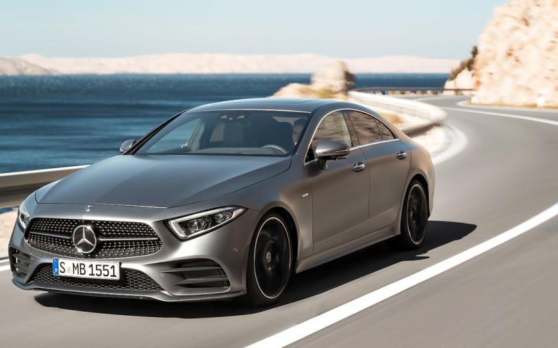 Mercedes представил седан CLS нового поколения