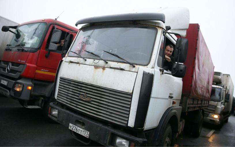 Власти рассказали, как грузовикам попасть в Москву. Правила въезда