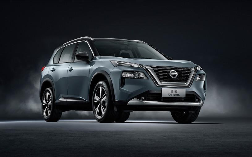 Nissan показал новый X-Trail