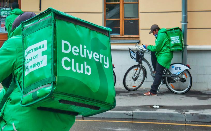 Delivery Club проверит курьеров на знание правил дорожного движения