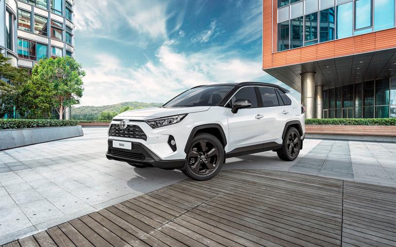 Toyota назвала российские цены на специальную версию RAV4