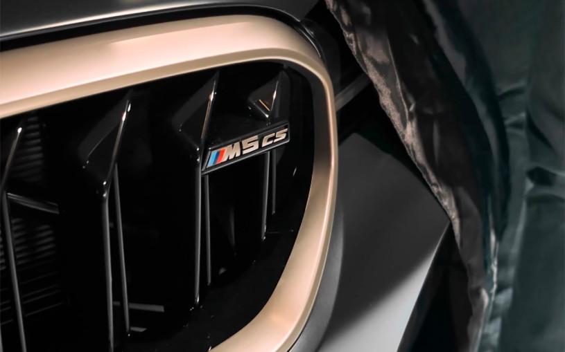 BMW показала суперседан для России на видео
