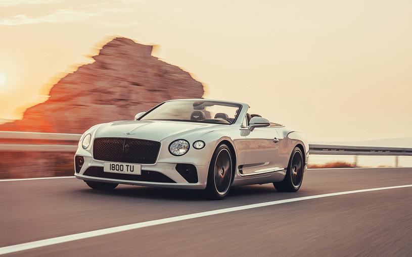 Bentley Continental GTC: очень дорогой кабриолет в цифрах