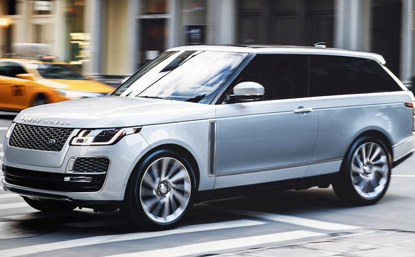 Land Rover отказался от самого дорогого Range Rover в истории