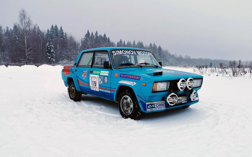 Самая быстрая Lada из СССР. Тест-драйв легендарной VFTS